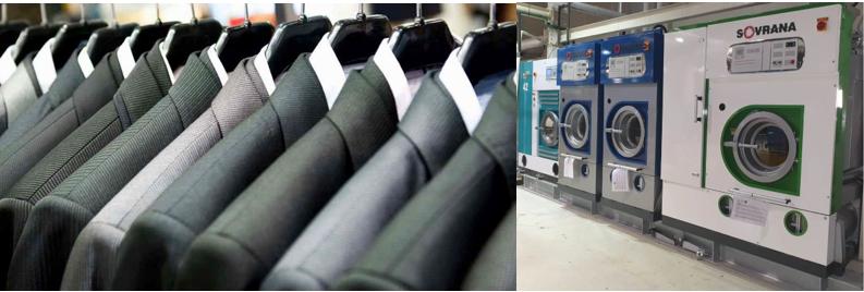 Laundristics Dry Clean Service