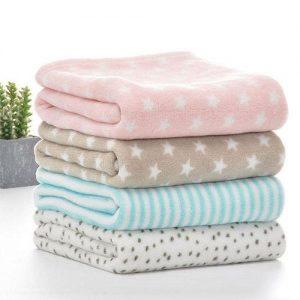 Laundristics Baby Blanket