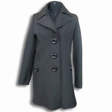 Laundristics Ladies Overcoat