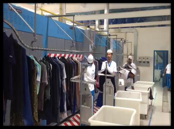 Laundristics Laundry Service