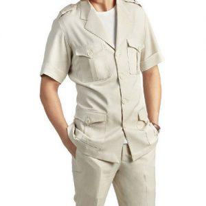 Laundristics Safari Suit