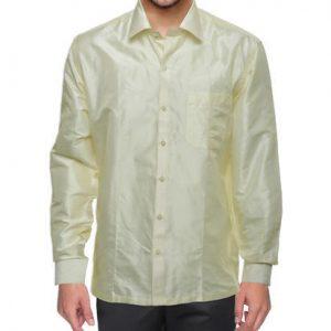 Laundristics Silk Shirt